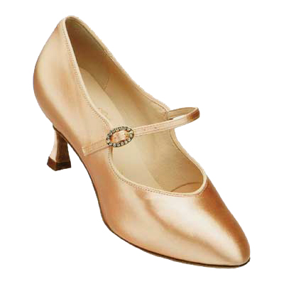 "1012 - Ladies' Closed Toe Supadance 2"" Flair Heel"