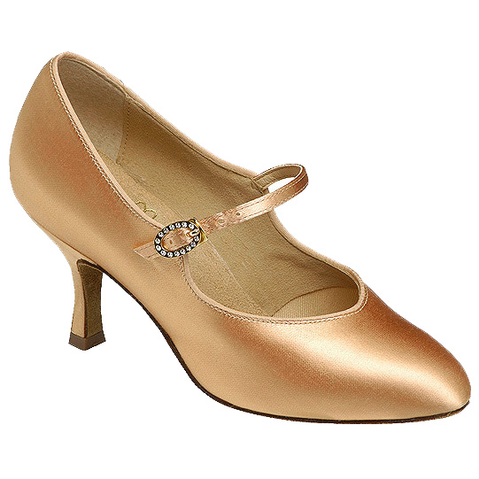 "1012 - Ladies' Closed Toe Supadance 2½"" Contour Heel"