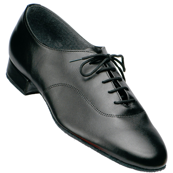 5000 - Men's Smooth Supadance Black Leather