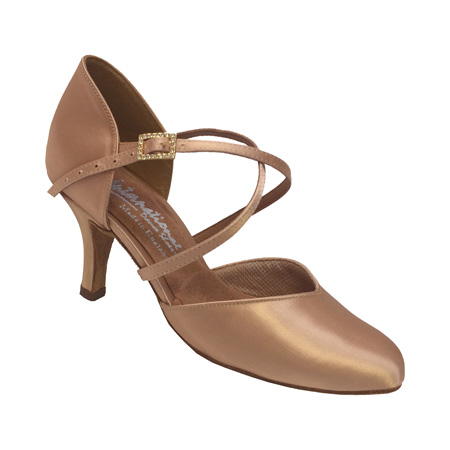American Flex - Ladies' Smooth International Dance Shoes UK