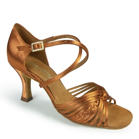 Demani US - Ladies' Sandal International Dance Shoes UK