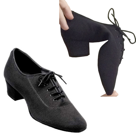 Heather - Split Sole Practice International Dance Shoes UK