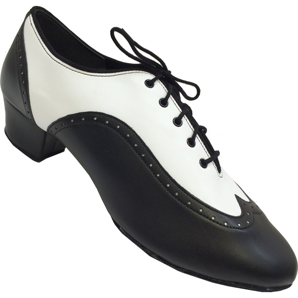 Jones Brogue Duo - Men's Latin International Dance Shoes UK