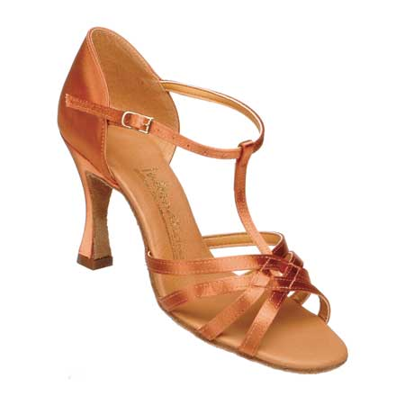 Melissa TBar - Ladies' Sandal International Dance Shoes UK