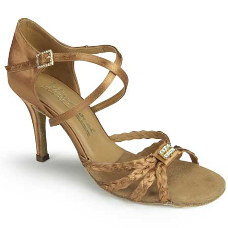 Rachel Plaited - Ladies' Sandal International Dance Shoes UK