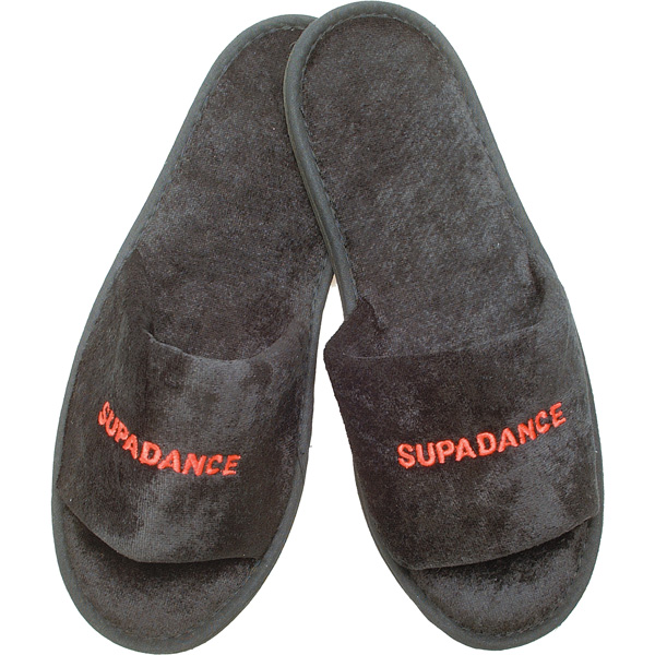 Supadance Terrycloth Slippers Supadance