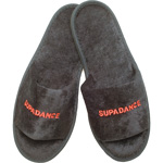 Supadance Terrycloth Slippers