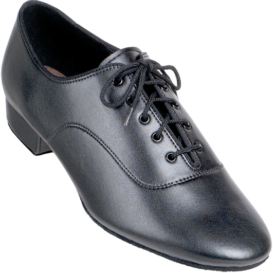 Tango - Men's International Dance Shoes UK Black Calf